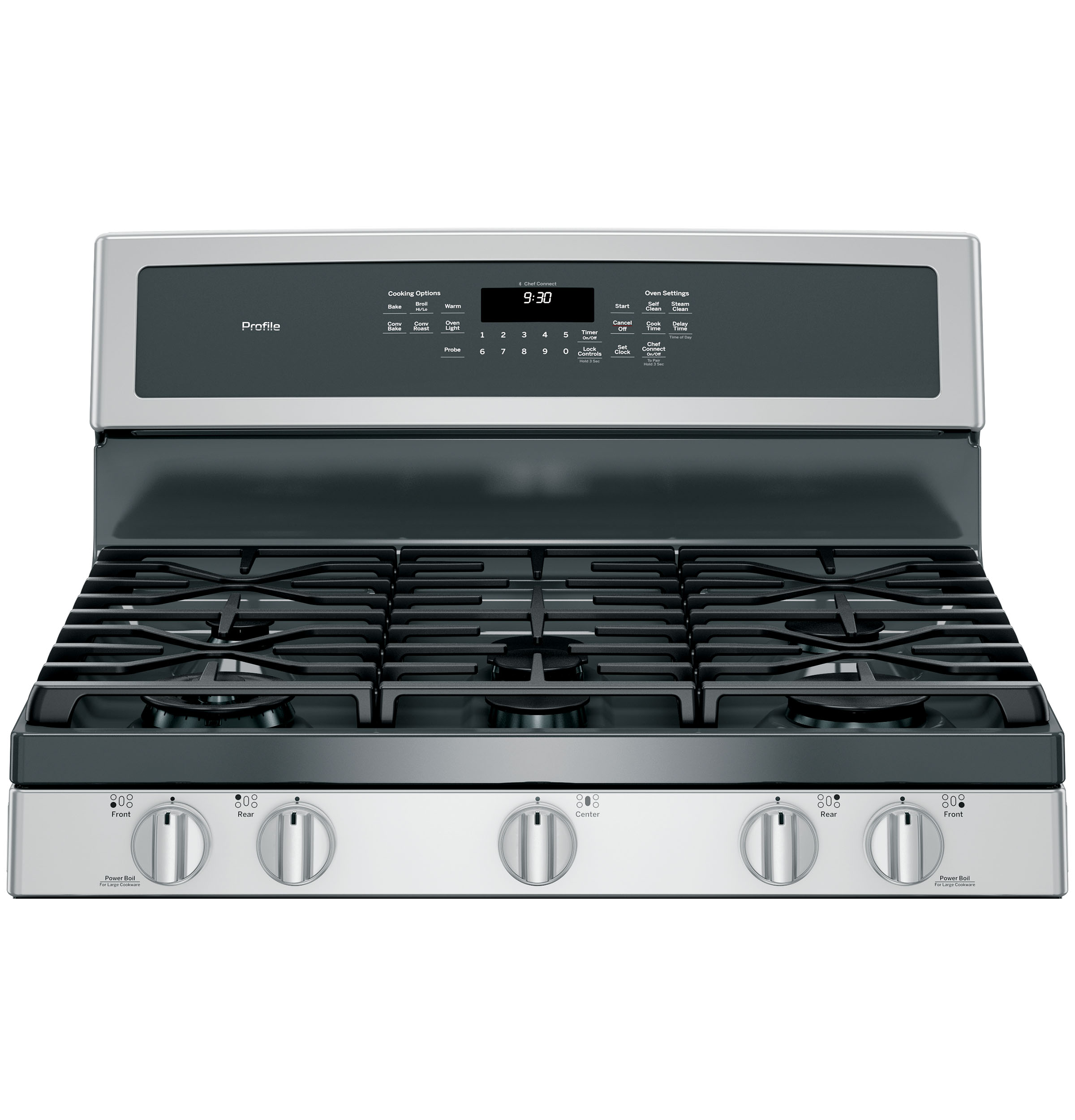 Ge Xl44 Gas Range Manual Self Cleaning - Product image product image product image