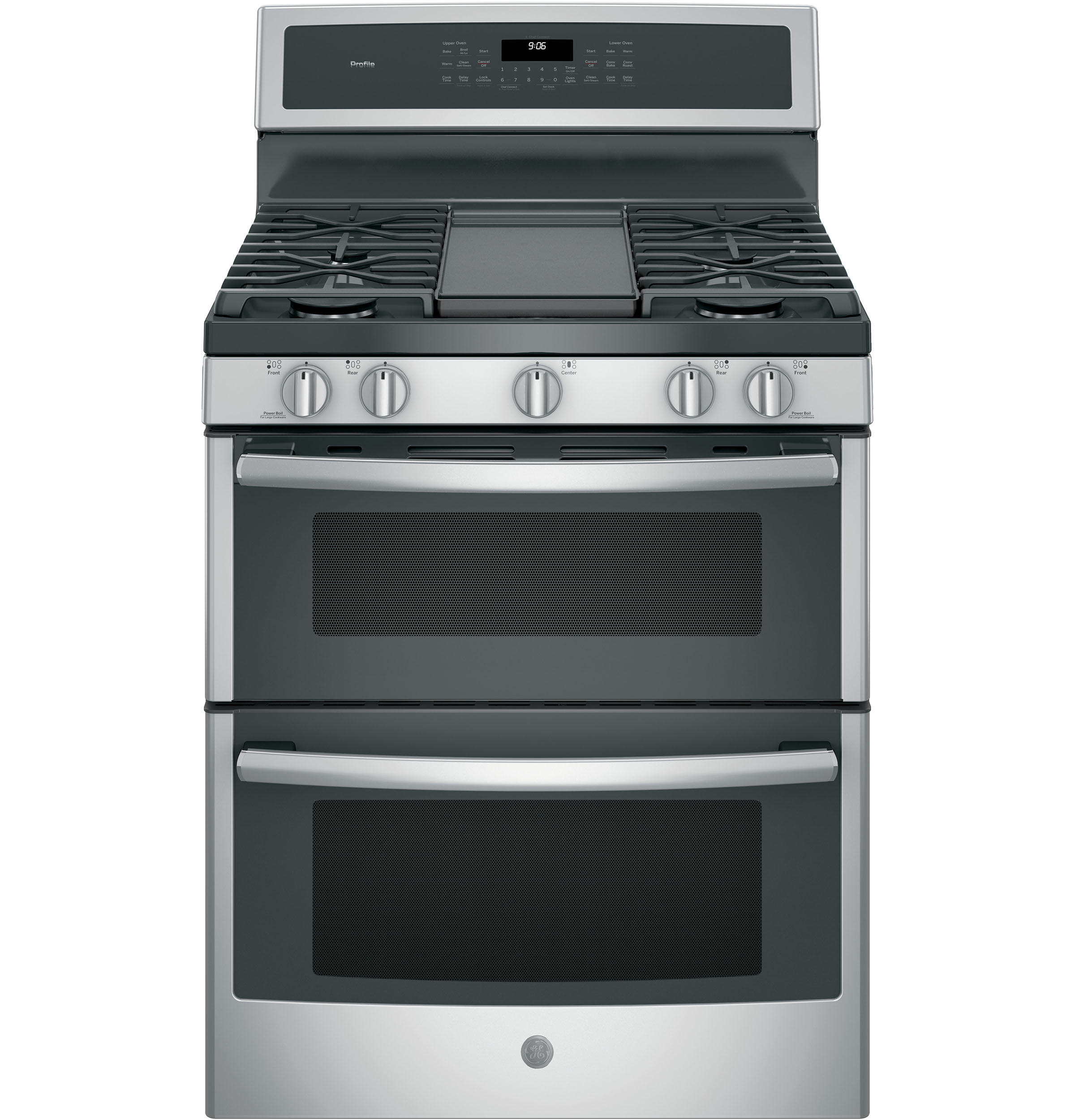 Ge Profile 30 Free Standing Gas Double Oven Convection