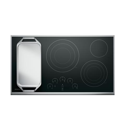 "Thumbnail of Monogram 36"" Touch Control Electric Cooktop 3"