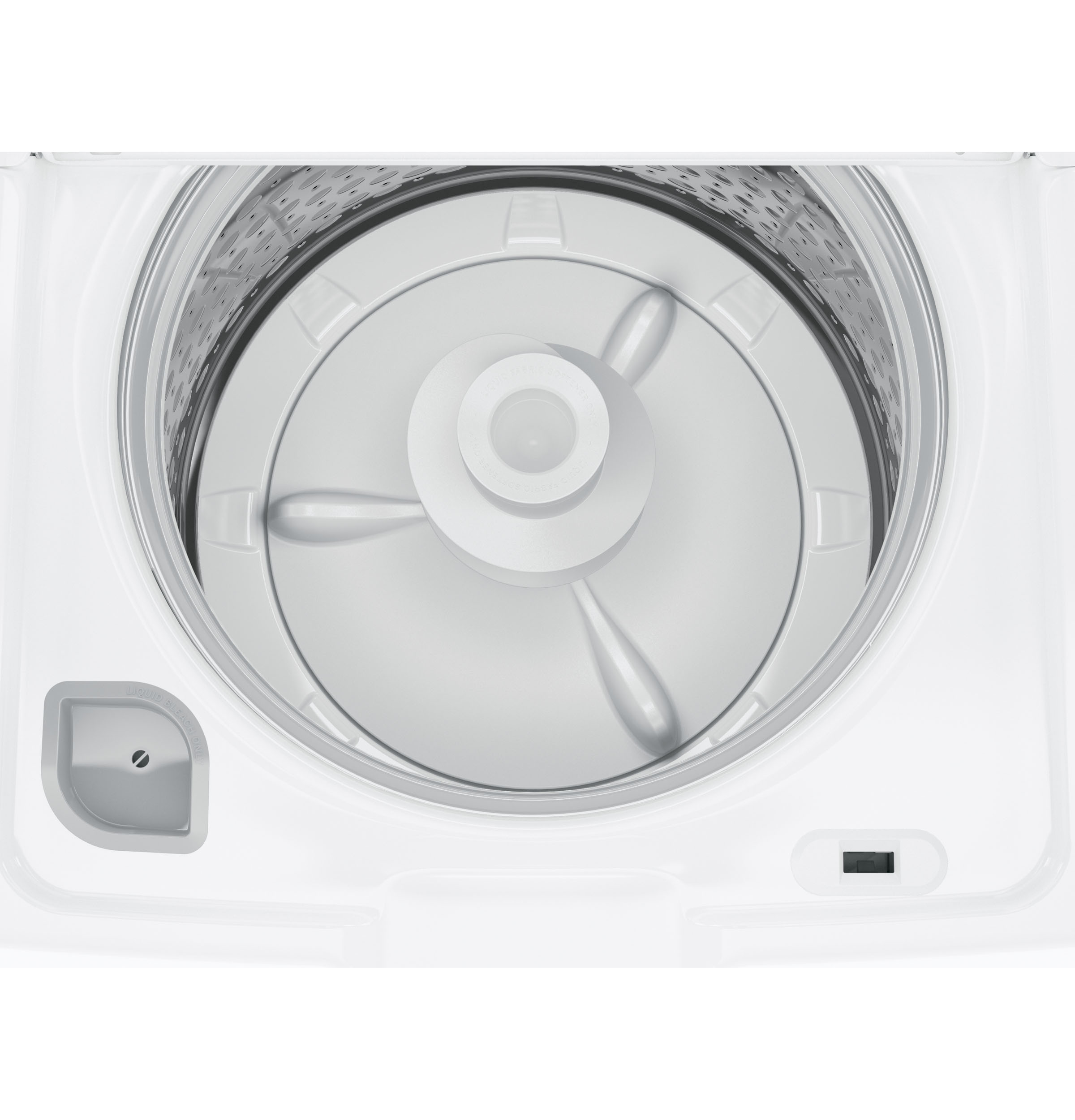 b9e78883a68 GE® 4.2 cu. ft. Capacity Washer with Stainless Steel Basket ...