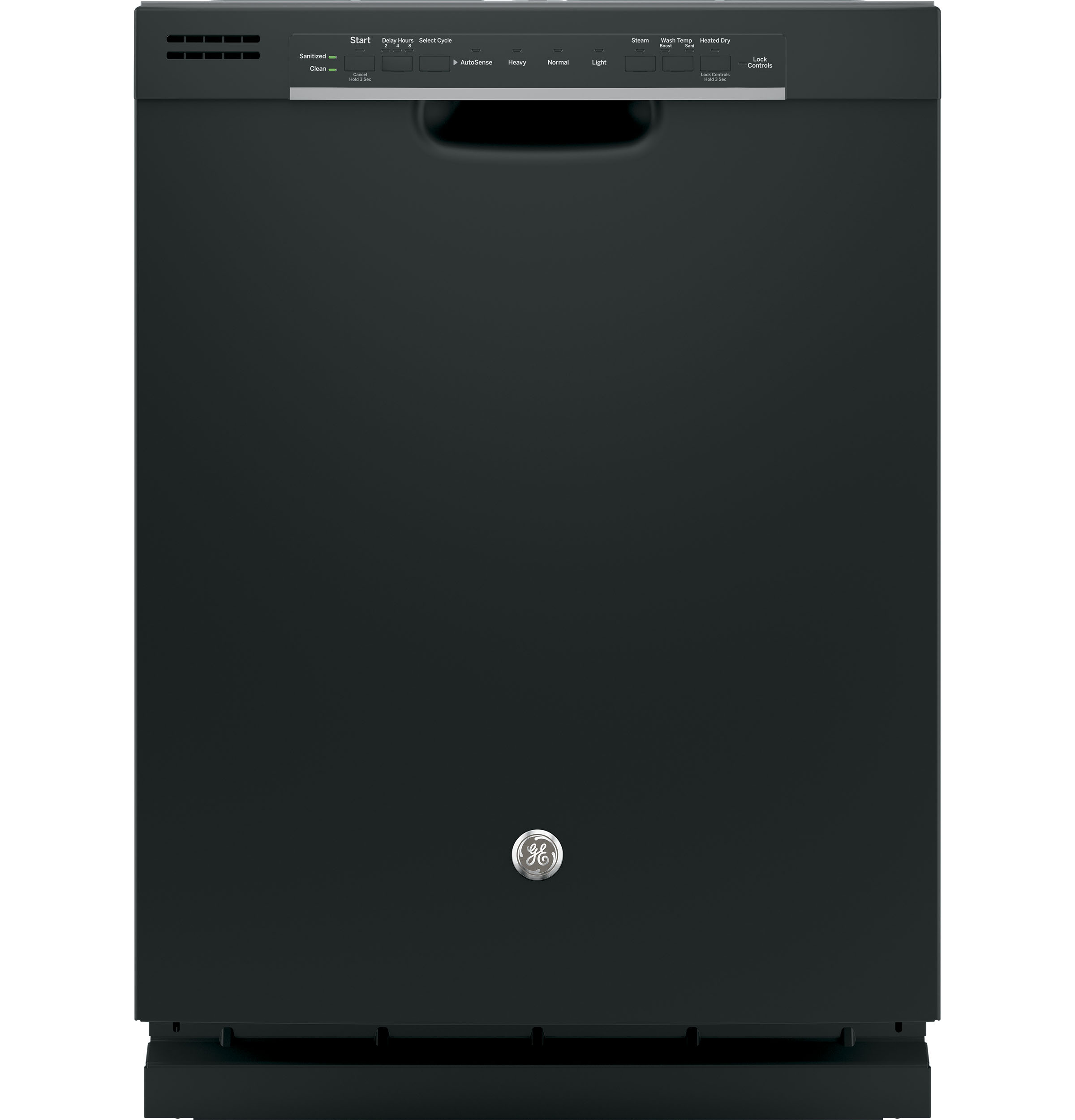 Ge Dishwasher With Front Controls Gdf520pgjbb Appliances Rca Wiring Diagram Product Image