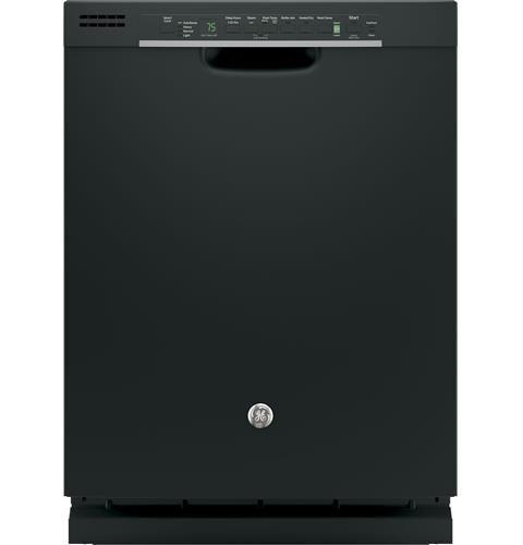 GE® Dishwasher with Front Controls– Model #: GDF610PGJBB