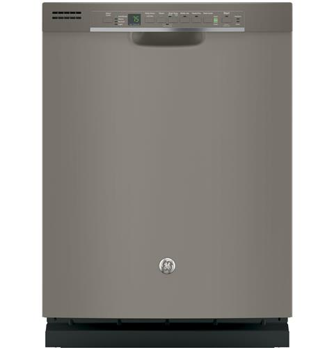 GE® Dishwasher with Front Controls– Model #: GDF610PMJES
