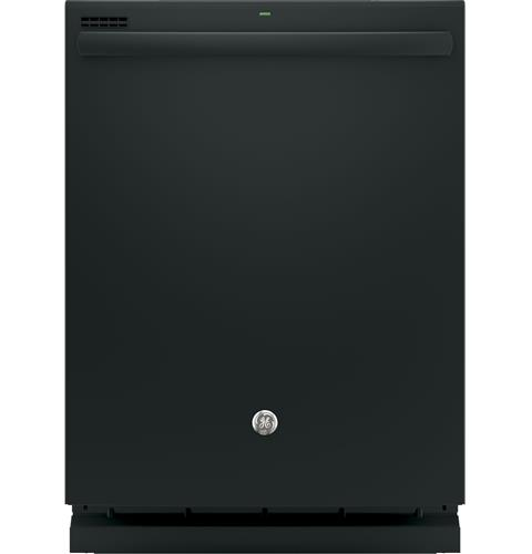 GE® Dishwasher with Hidden Controls– Model #: GDT545PGJBB