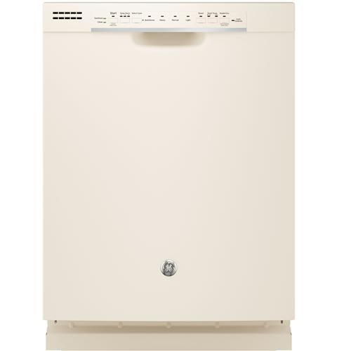 GE® Dishwasher with Front Controls– Model #: GDF520PGJCC