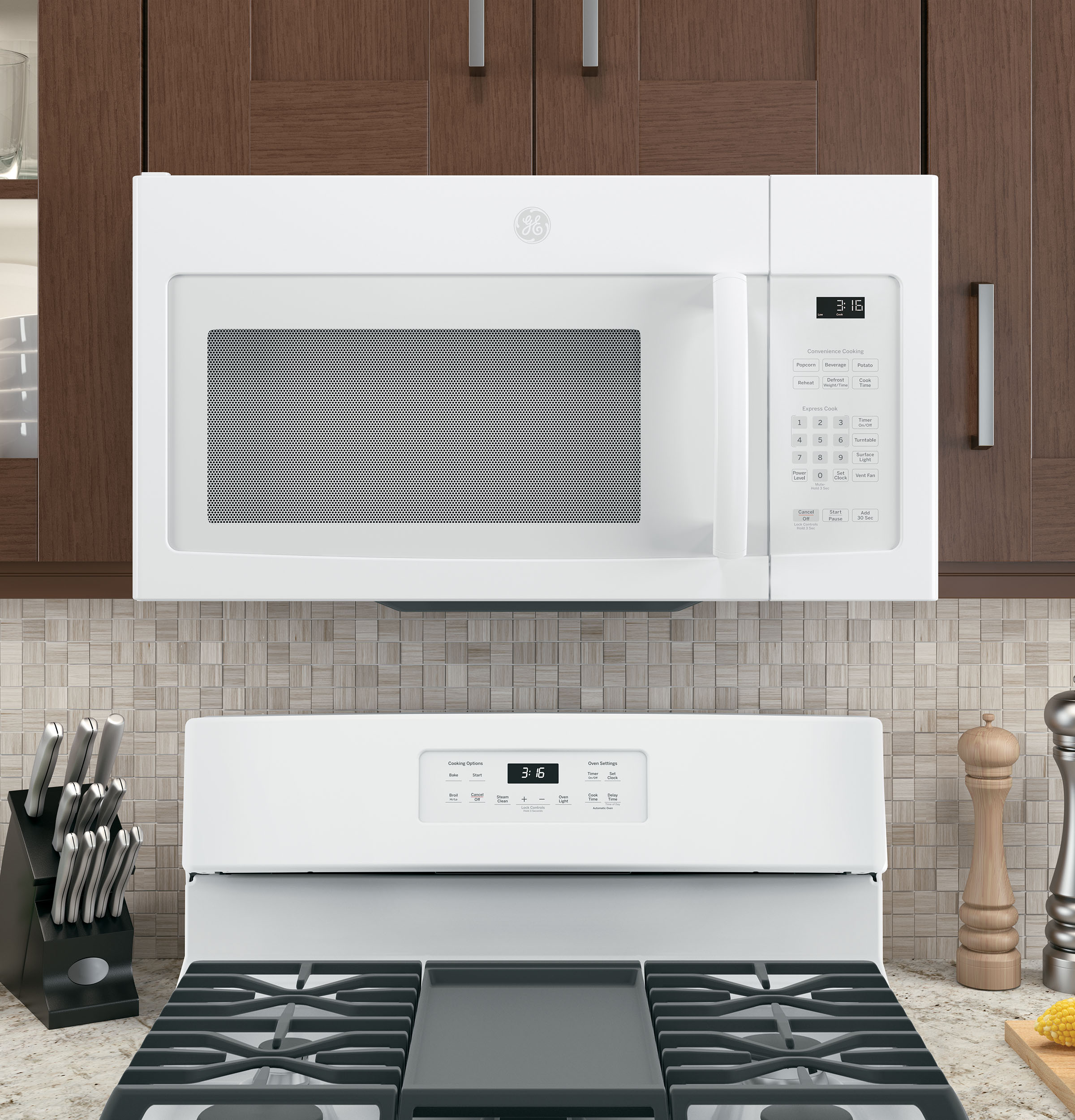 Installation of ge microwaves over the range - Product Image Product Image Product Image Product Image Product Image