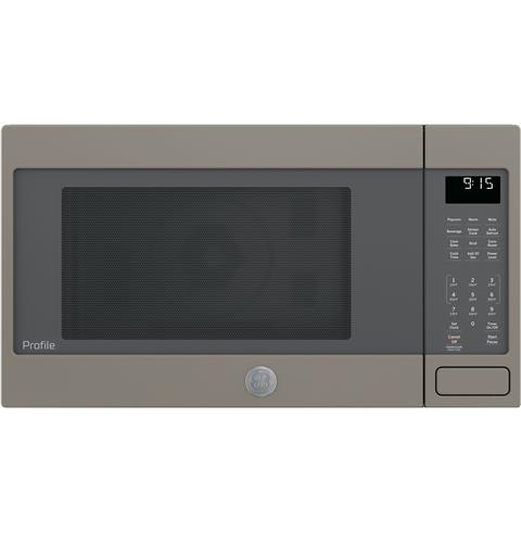 GE Profile™ Series 1.5 Cu. Ft. Countertop Convection/Microwave Oven– Model #: PEB9159EJES