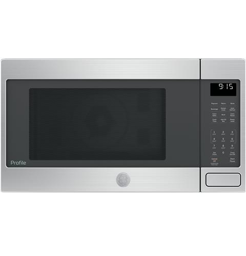 GE Profile™ 1.5 Cu. Ft. Countertop Convection/Microwave Oven– Model #: PEB9159SJSS