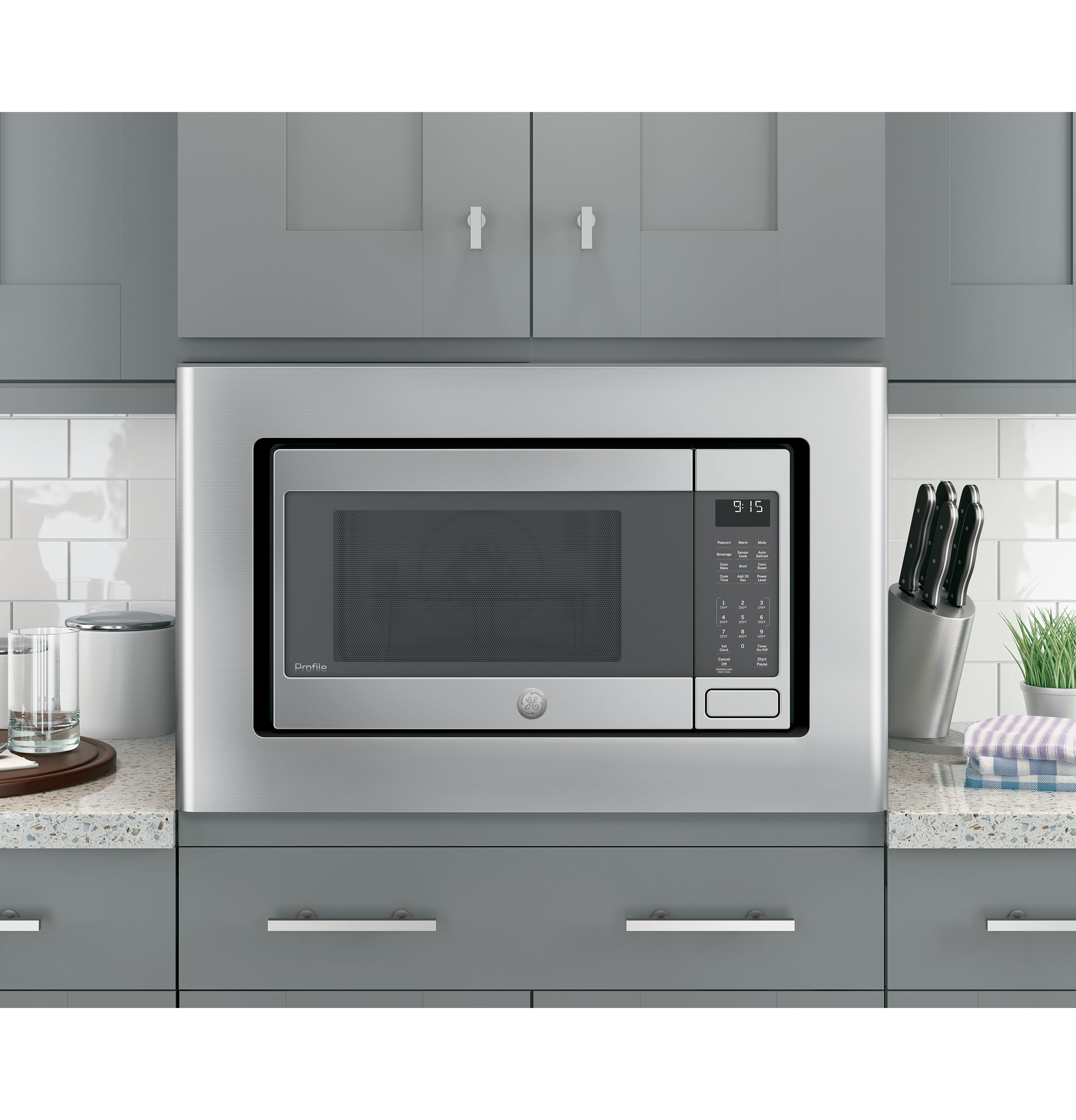 Jx9152sjss Microwave Optional 27