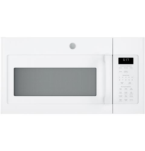 GE® 1.7 Cu. Ft. Over-the-Range Microwave Oven– Model #: JVM6172DKWW