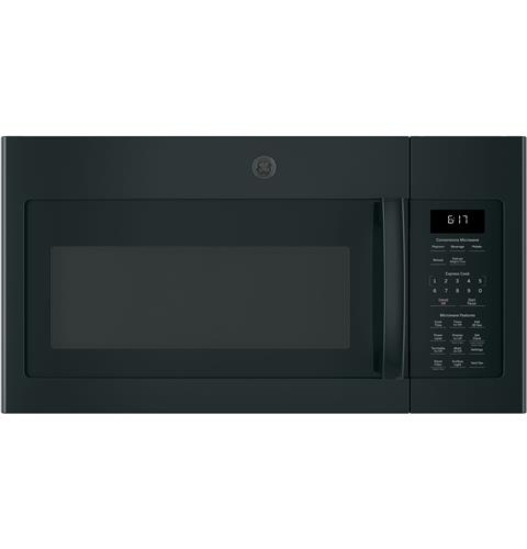 GE® Series 1.7 Cu. Ft. Over-the-Range Microwave Oven– Model #: JVM6172DKBB