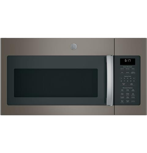 GE® 1.7 Cu. Ft. Over-the-Range Sensor Microwave Oven– Model #: JVM6175EKES