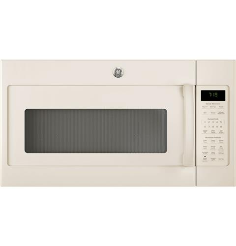 GE® 1.9 Cu. Ft. Over-the-Range Sensor Microwave Oven with Recirculating Venting– Model #: JNM7196DKCC