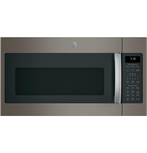 GE® 1.9 Cu. Ft. Over-the-Range Sensor Microwave Oven– Model #: JVM7195EKES