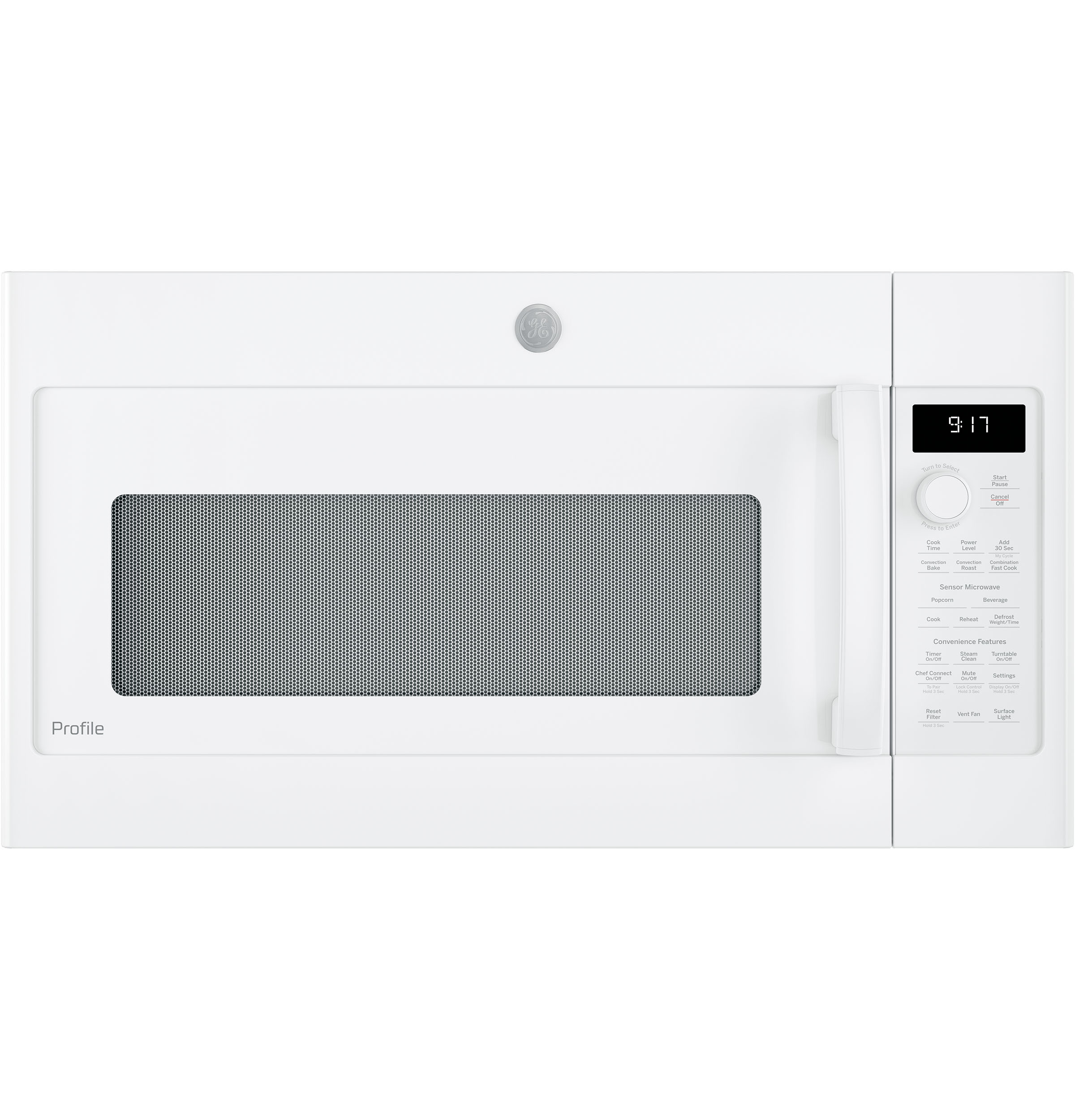Whirlpool white ice microwave canada - Product Image