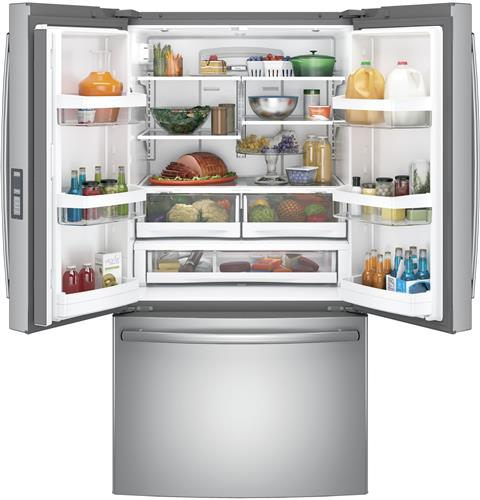 GE® ENERGY STAR® 28.7 Cu. Ft. French-Door Refrigerator ... on