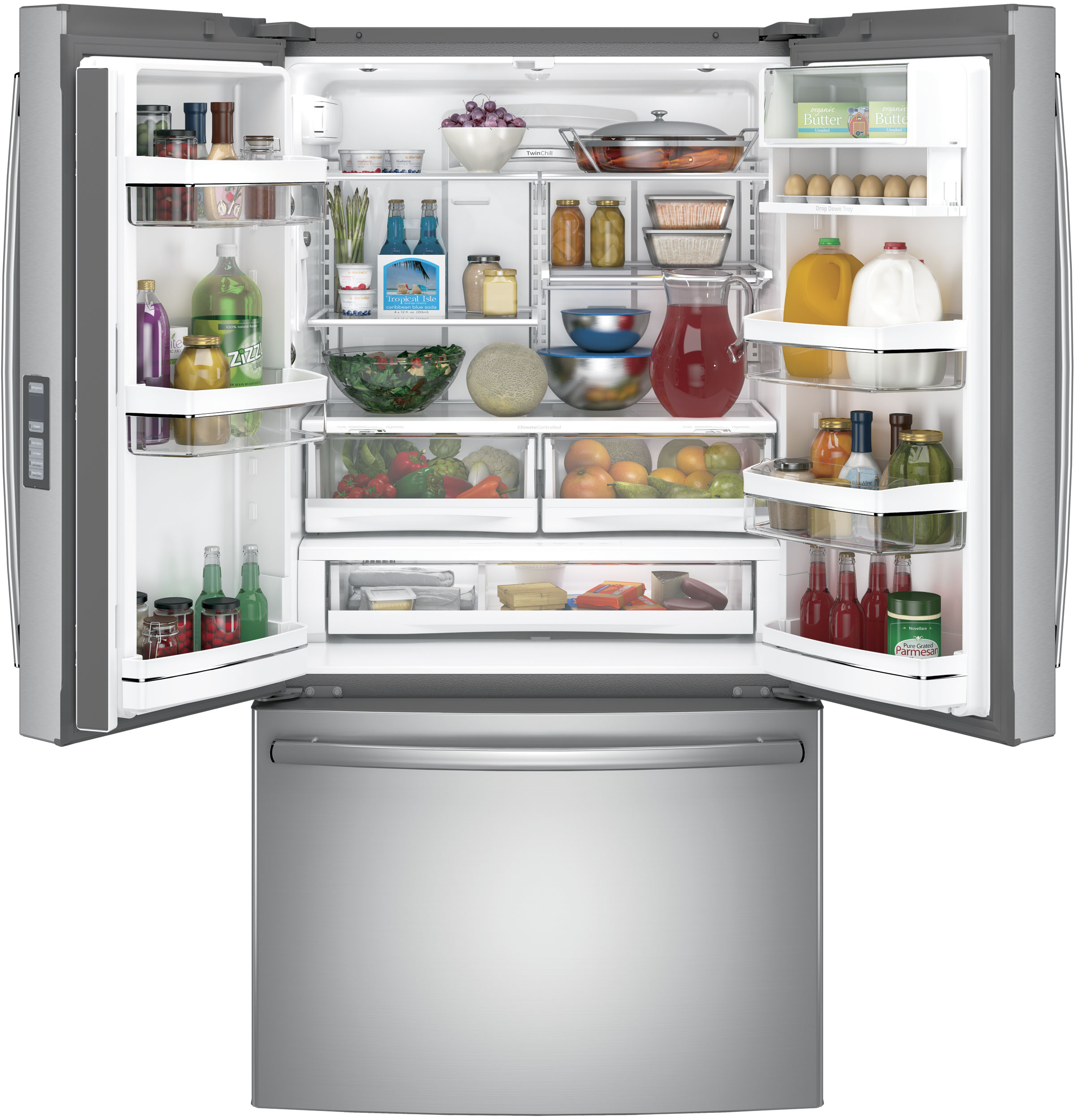 Best Counter Depth Refrigerator 2015 >> Ge Profile Series Energy Star 23 1 Cu Ft Counter Depth