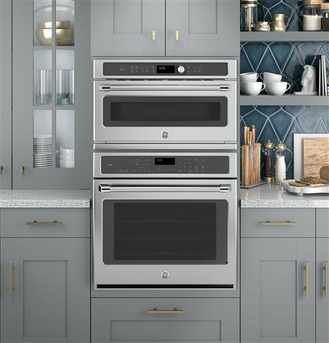 Ge Café Series Built In Microwave Convection Oven