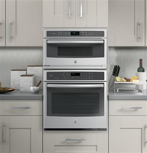 Ge Profile Built In Microwave Convection Oven
