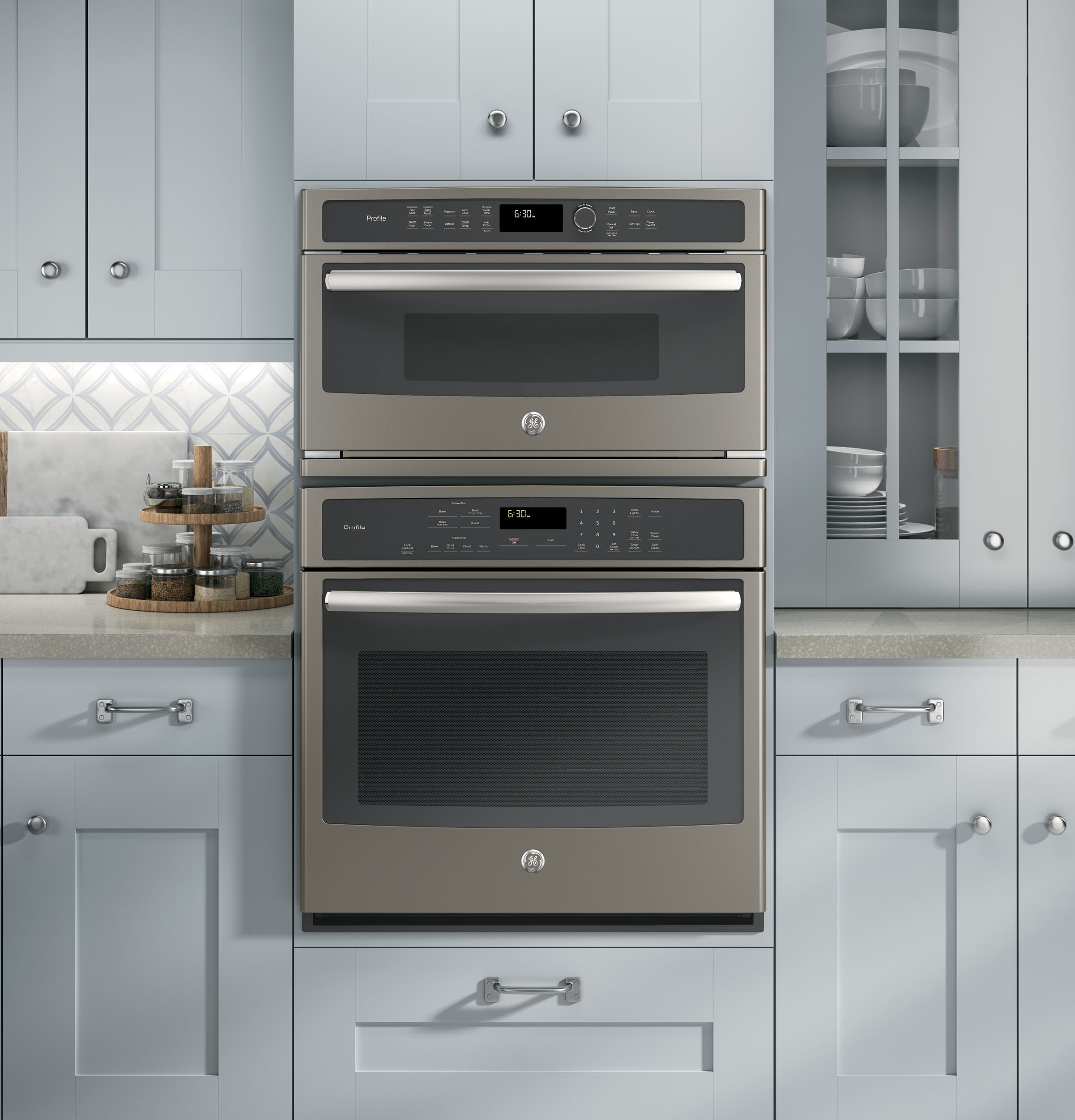 Ge profile series 30 built in single convection wall oven 1 of 18 publicscrutiny Gallery