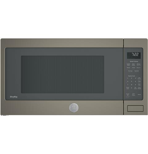 GE Profile™ Series 2.2 Cu. Ft. Countertop Sensor Microwave Oven– Model #: PES7227ELES