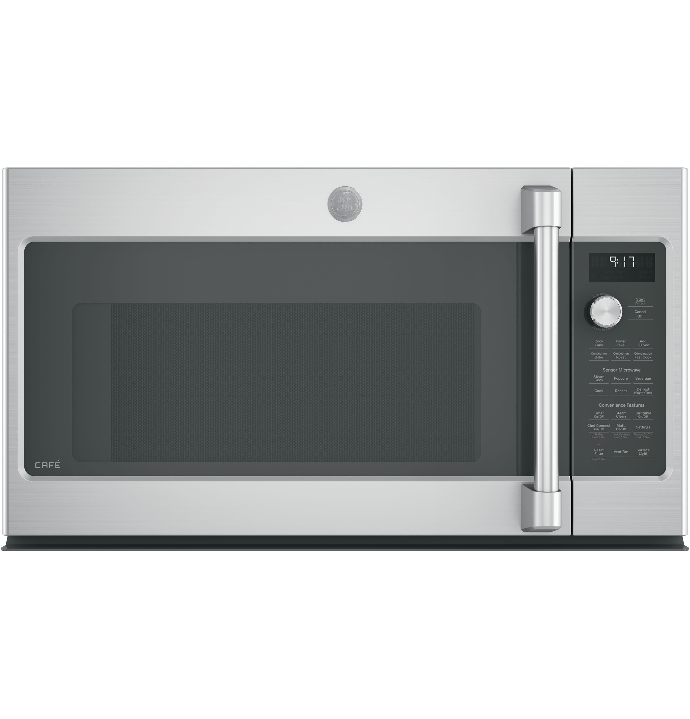 GE Café™ Series 1.7 Cu. Ft. Convection Over-the-Range ... on