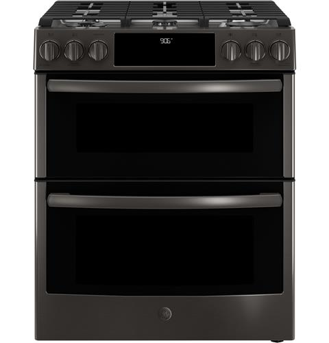 1f88e0d0b Slide-In Double Oven Ranges from GE Appliances