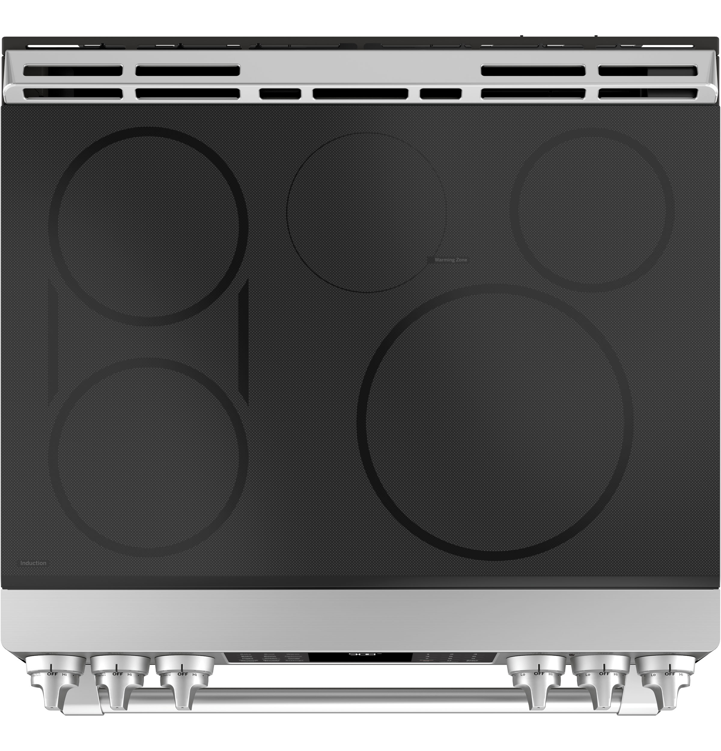 Ge Cafe Series 30 Slide In Front Control Induction And Convection Warm Zone Wiring Diagrams Product Image