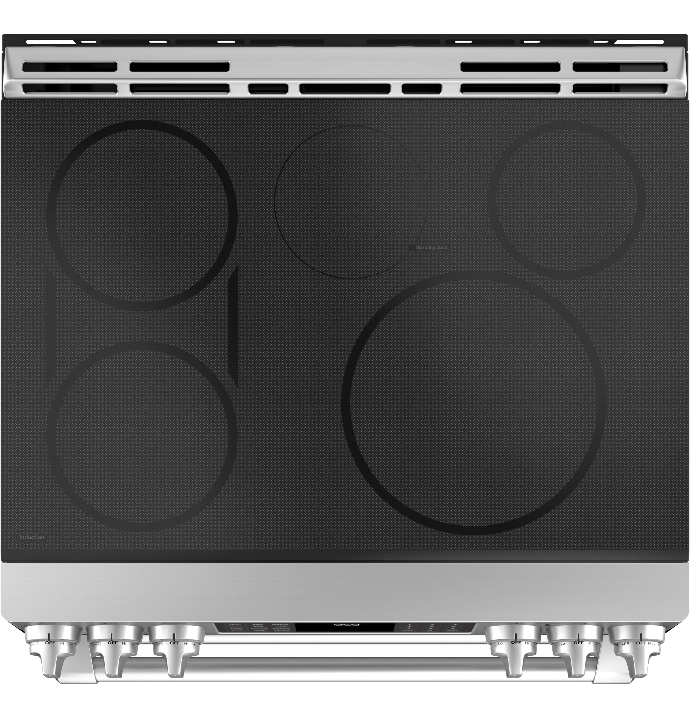 Ge Cafe Series 30 Slide In Front Control Induction And Convection Circuit Board Low Price Cookerb3 View Product Image