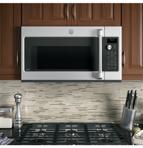 Ge Caf 233 Series 1 7 Cu Ft Convection Over The Range
