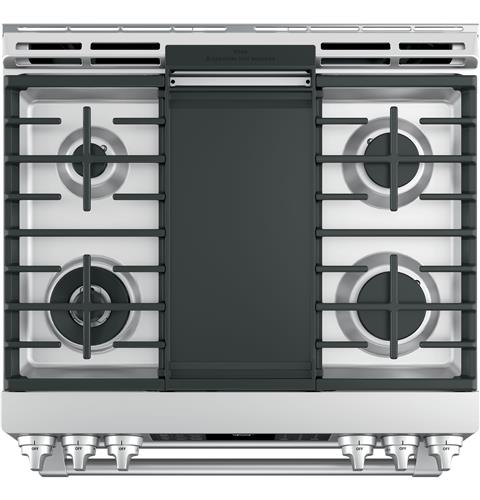 Ge Caf 233 Series 30 Quot Slide In Front Control Gas Double Oven