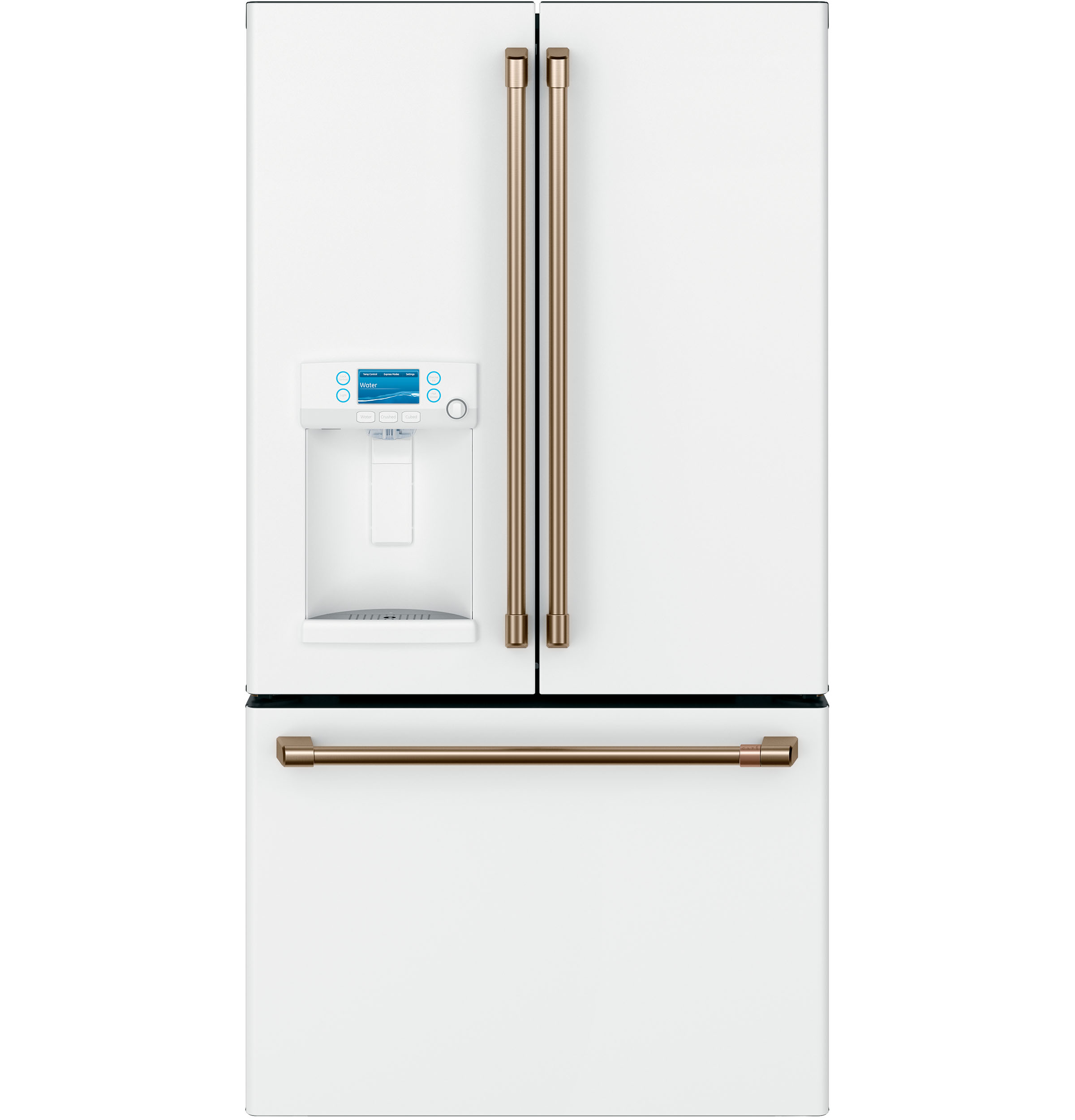 Caf Energy Star 278 Cu Ft French Door Refrigerator With Hot Fridge Alarm Circuit Diagram Product Image