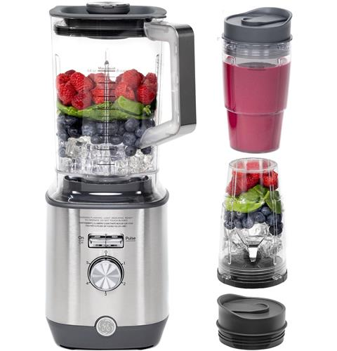 GE Blender with personal cups