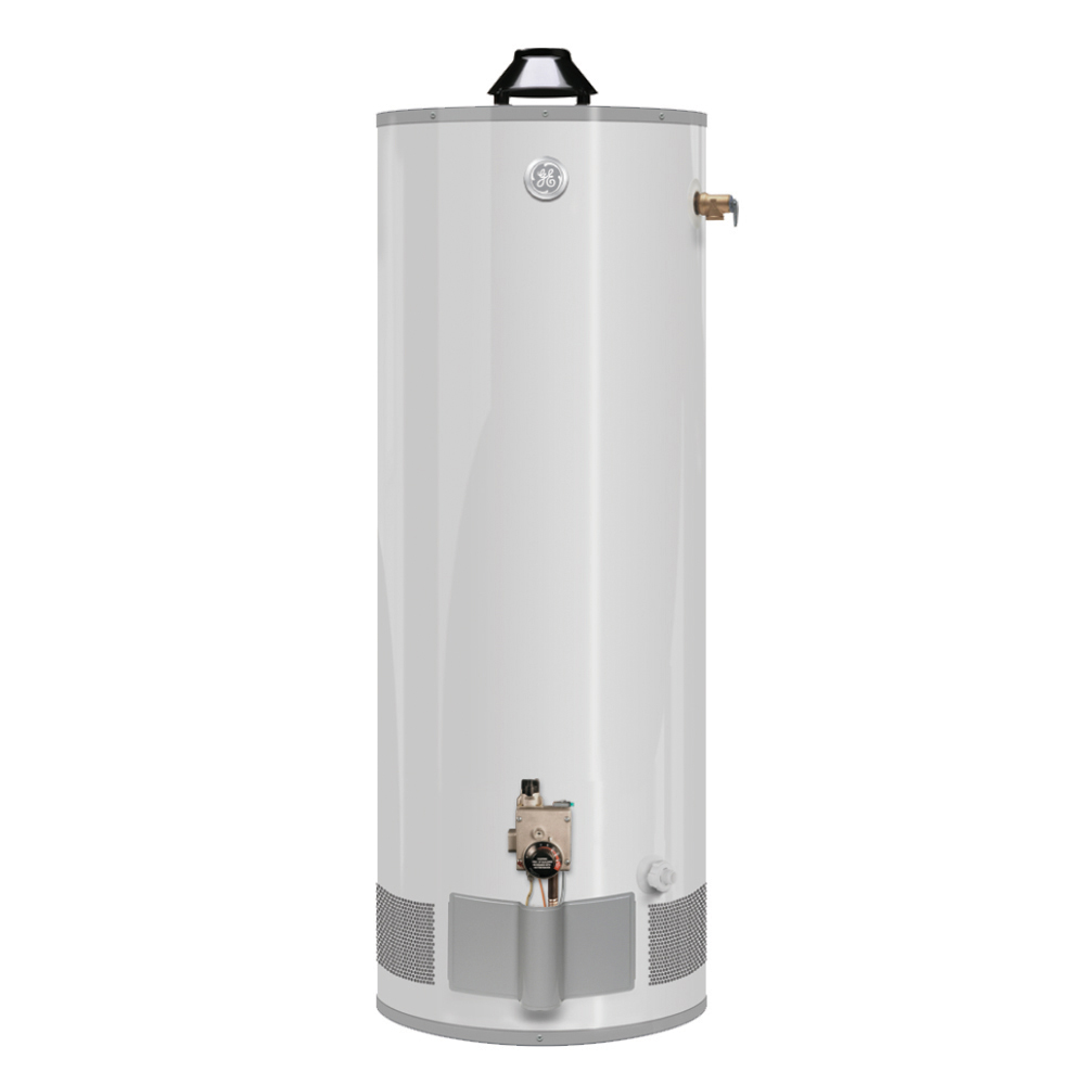 Ge 174 Gas Water Heater Gg40t06avg Ge Appliances