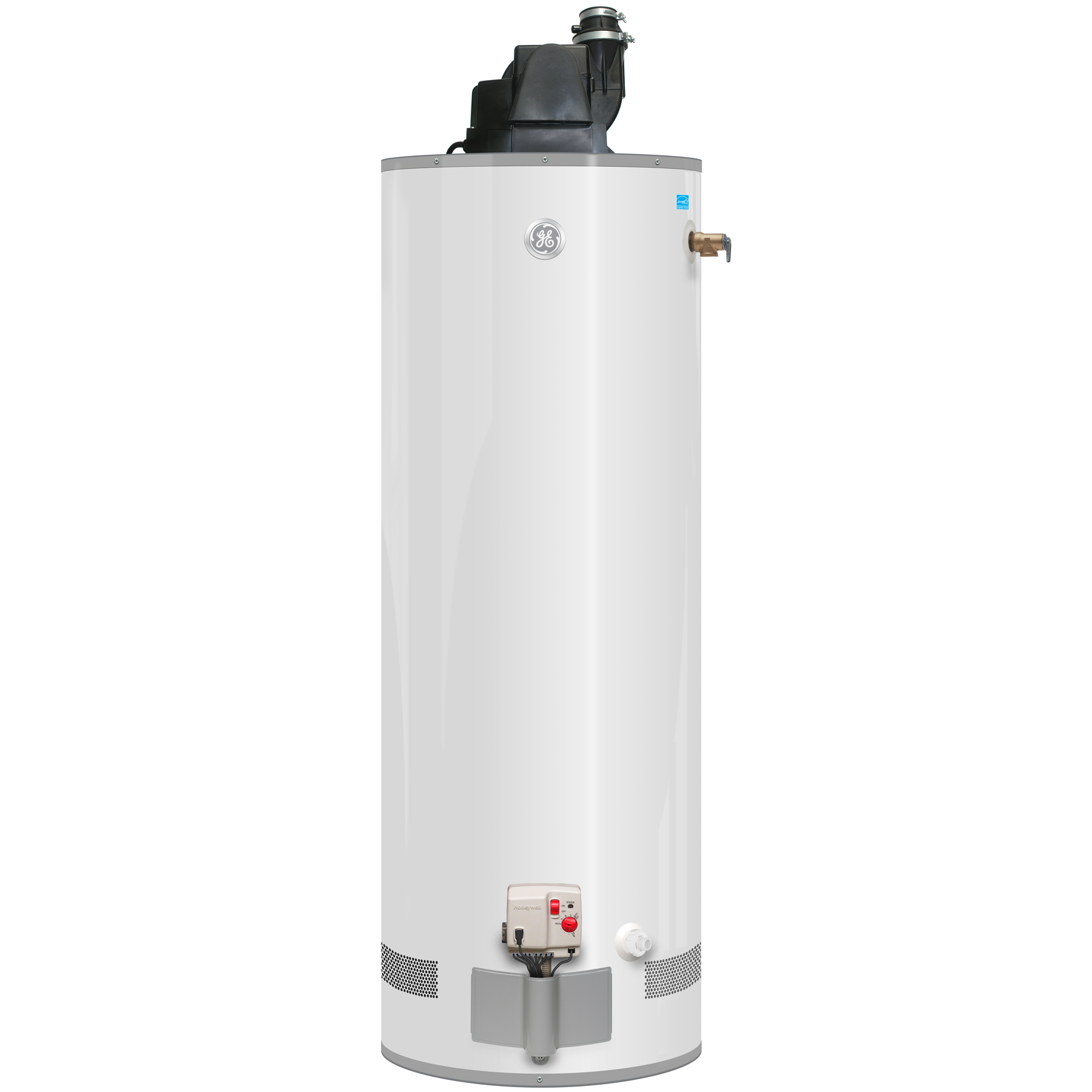Ge 174 Gas Powervent Water Heater Gg40t06pvt Ge Appliances