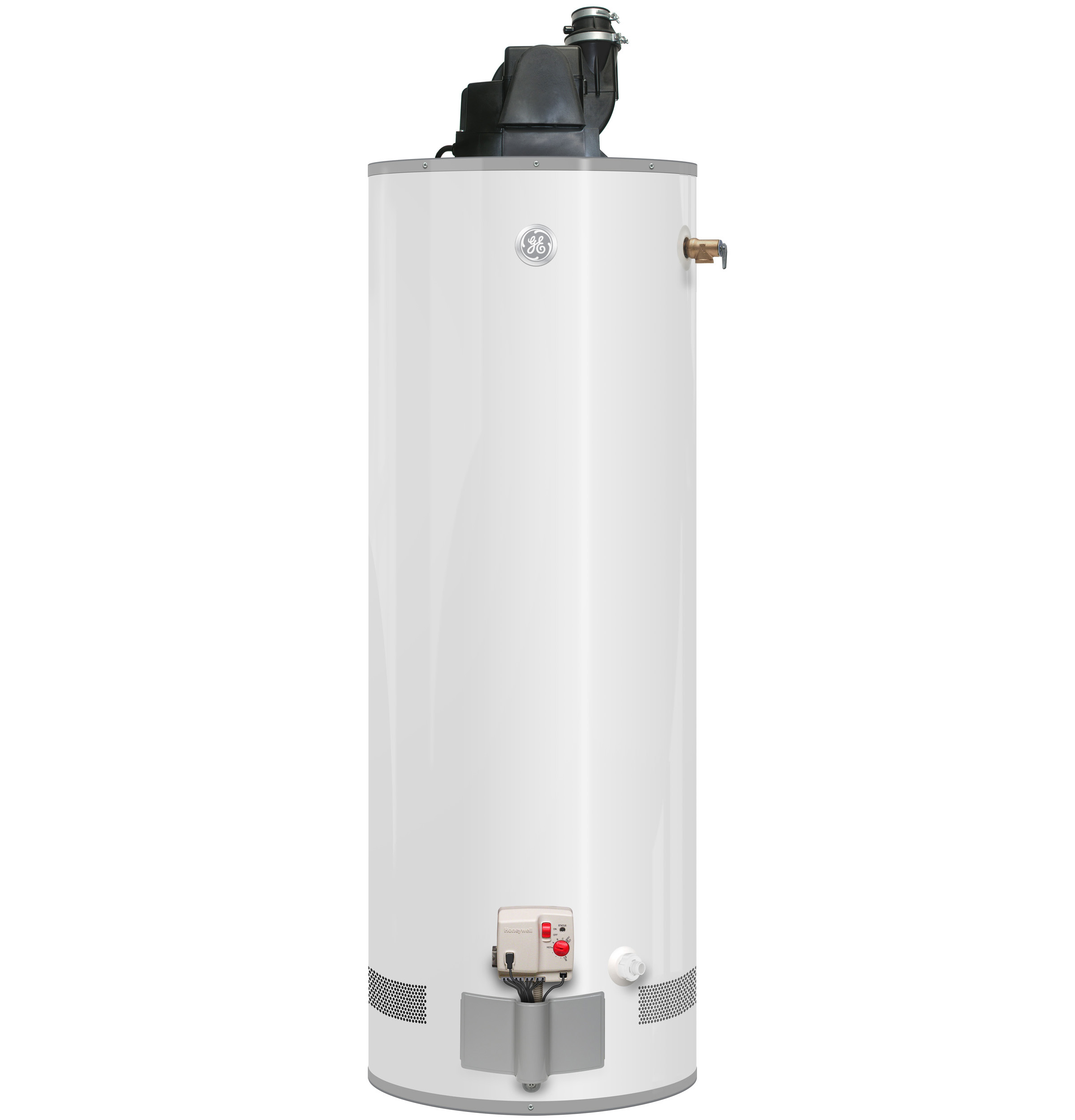 Ge 174 Gas Powervent Water Heater Gg50t06pvt Ge Appliances