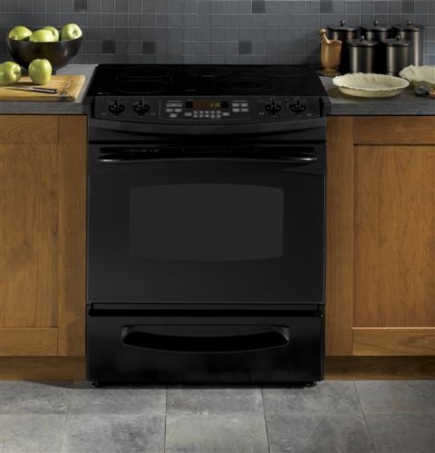 Ge Profile 30 Quot Slide In Electric Range Ps905dpbb Ge