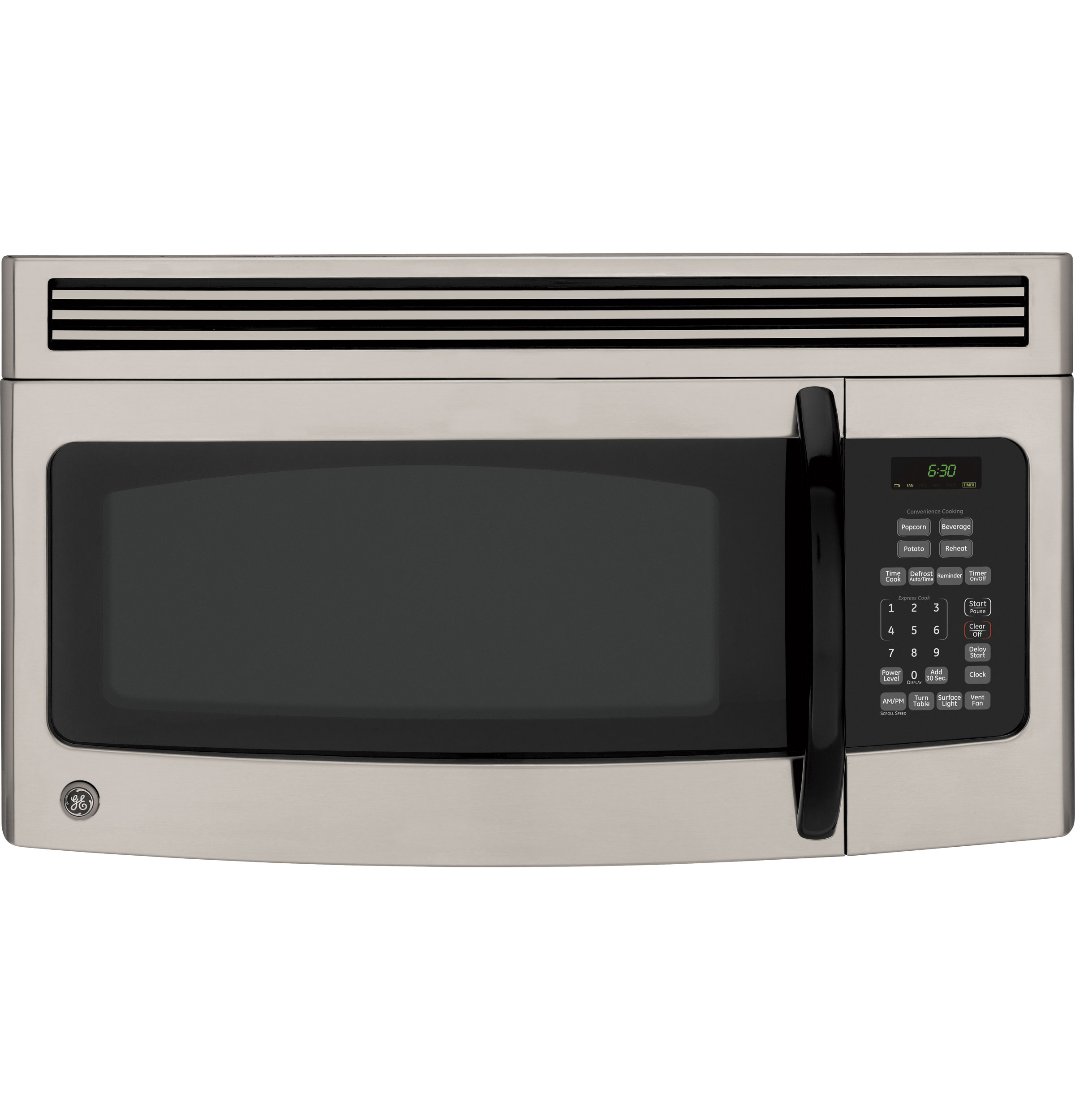 ge spacemaker 1 5 cu ft over the range microwave oven