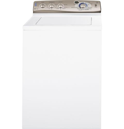 GE Profile™ 3.6 DOE cu. ft. stainless steel capacity washer