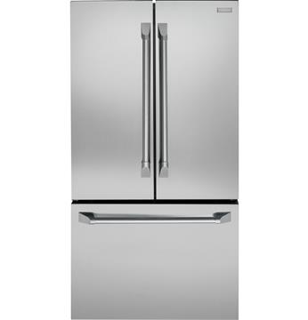 Counter-Depth French-Door Refrigerator with Pro Handle