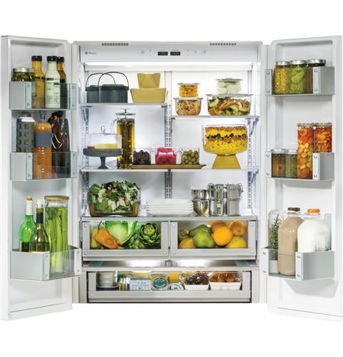 "Thumbnail of Monogram 36"" Built-In French-Door Refrigerator 1"