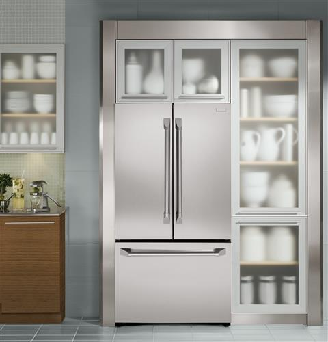 Thumbnail of Monogram ENERGY STAR® 23.1 Cu. Ft. Counter-Depth French-Door Refrigerator 5