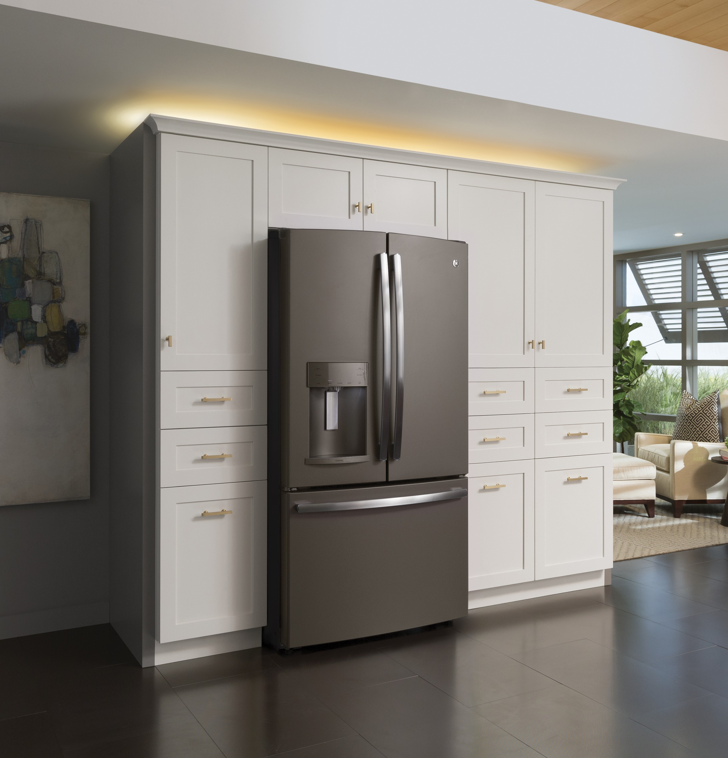Adora series by ge energy star 277 cu ft french door product image rubansaba