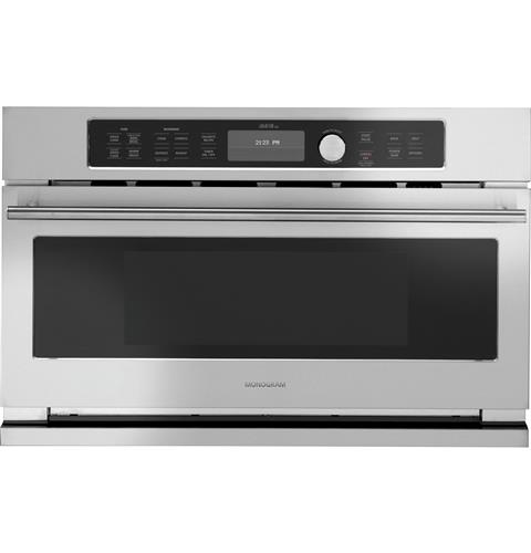 Zsc1201jss Monogram Built In Oven With Advantium Sdcook Technology 120v Liances