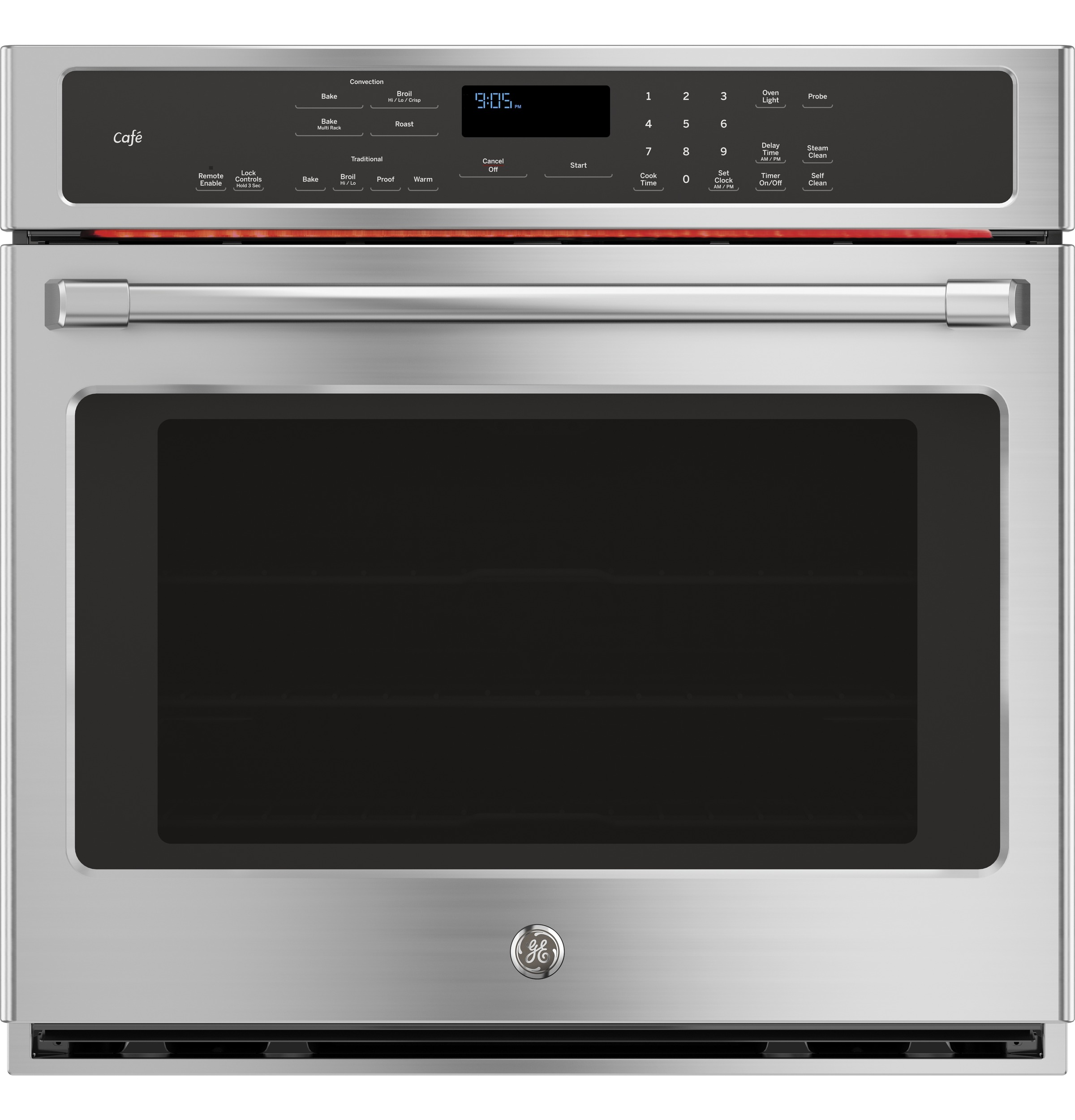 Ge caf series 30 built in single convection wall oven product image nvjuhfo Image collections