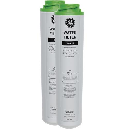 Replacement Water Filter - Dual Flow Undersink System — Model #: FQK2J