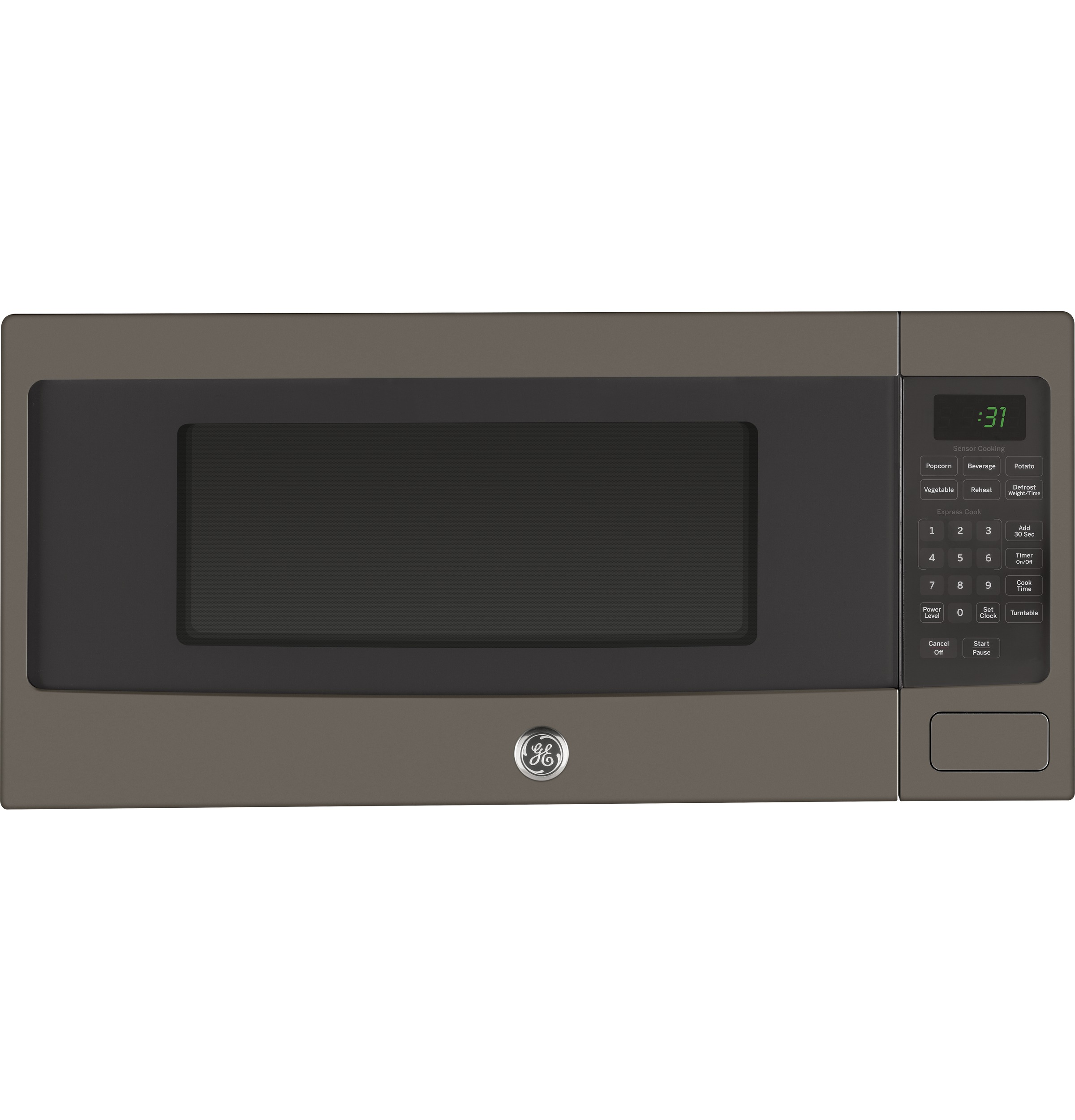 Ge Profile 1 1 Cu Ft Countertop Microwave Oven