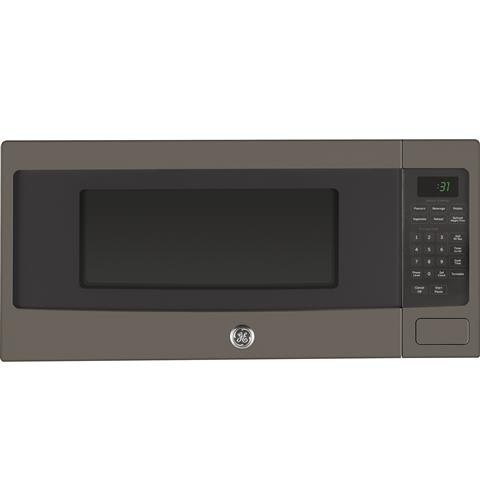 GE Profile™ Series 1.1 Cu. Ft. Countertop Microwave Oven– Model #: PEM31EFES