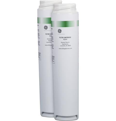 DUAL STAGE DRINKING WATER REPLACEMENT FILTERS (LEAD/CYST/VOC) — Model #: FQSVF