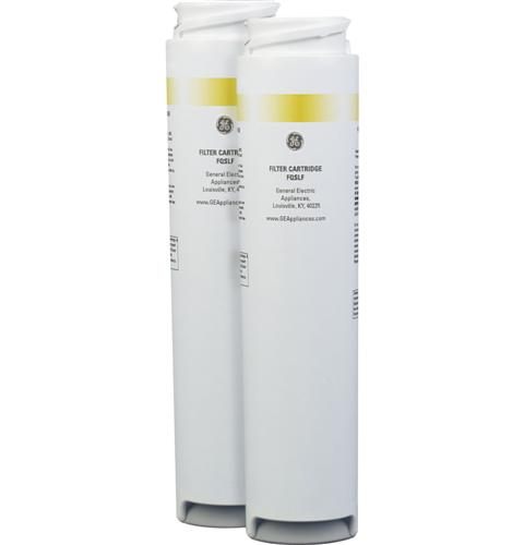 DUAL STAGE DRINKING WATER REPLACEMENT FILTERS — Model #: FQSLF